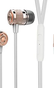 Neutral Product Q9 Hoofdtelefoons (hoofdband)ForMediaspeler/tablet / Mobiele telefoon / ComputerWithmet microfoon / DJ / Volume Controle