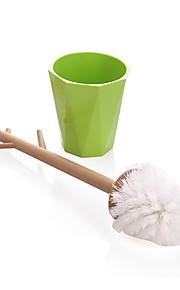 1 stk opprinnelige innenriks grogshop toalett publikum er toalett børste drakt