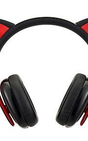Censi CB-MOE1-R Hoofdtelefoons (hoofdband)ForMediaspeler/tablet / Mobiele telefoon / ComputerWithmet microfoon / Ruisverminderend /