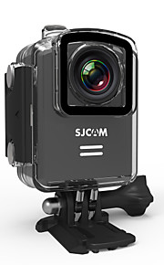 SJCAM M20 Sportcamera 1.5 16MP 4032 x 3024 60fps / 30fps 8X 0 / -2 / -1/3 / 1 / -5/3 / -4/3 / +4/3 / +5/3 / -1 / 2 CMOS 128 GB H.264Duits