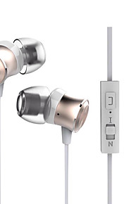 Neutral Product W9 Hoofdtelefoons (hoofdband)ForMediaspeler/tablet / Mobiele telefoon / ComputerWithmet microfoon / DJ / Volume Controle