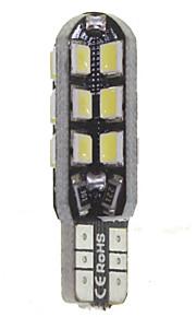 10 x t10 149 W5W 4w CANbus 24x2835smd geleid 400LM geleid auto lamp (6000 - 6500k dc 12 - 16v)