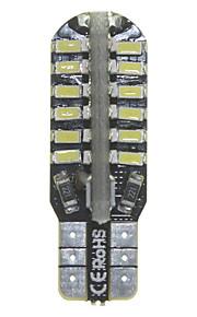 10 x t10 149 W5W 6W CANbus 48x3014smd geleid 600lm leidde auto lamp (6000 - 6500k dc 12 - 16v)