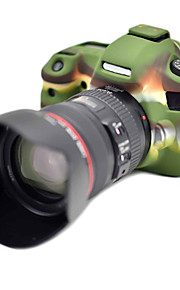 -Etui-Canon-En-Skulder-Hurtigtørrende / Støv-sikker-Sort / Grøn