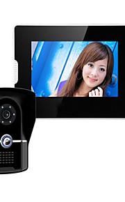 700线 92° CMOS deurbelsysteem Bedraad Gefotografeerd / Opname