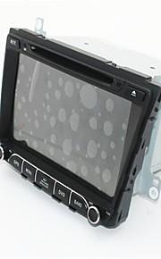 moderni GPS di navigazione ix25 dvd da 8 pollici per una macchina