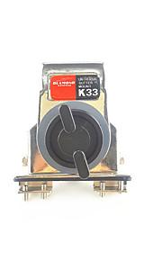 auto-antenne monteren roestvrijstalen clip kofferdeksel hatchback beugel diamant k-33 voor mobiele autoradio auto mobiele radio's