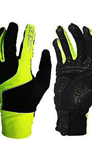 Guantes Deportivos Ciclismo/Bicicleta Todo Dedos completosA prueba de resbalones / Mantiene abrigado / Resistencia al desgaste / Listo