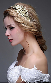 Women's / Flower Girl's Alloy / Imitation Pearl Headpiece-Wedding / Special Occasion /  OutdoorHeadbands / Hair Stick /