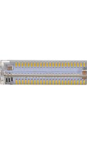10W R7S Ampoules Maïs LED T 192 SMD 4014 800-900 lm Blanc Chaud / Blanc Froid Décorative V 1 pièce