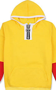 Cosplay Suits Inspirert av En Punch Man Nazrin Anime Cosplay Tilbehør قميص Svart Bomull Unisex