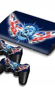 B-Skin Сумки, чехлы и накладки / Стикер Для Sony PS3 Новинки