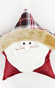 Joululelut Lomatarvikkeet Joulupukki-asu / Hirvi / Lumiukko Tekstiili Hopea / Ivory / Valkoinen Kaikki