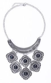 Modische Halsketten Türkis / Obsidian Schmuck Halloween / Hochzeit / Party / Alltag / Normal Modisch / Euramerican Aleación / Türkis