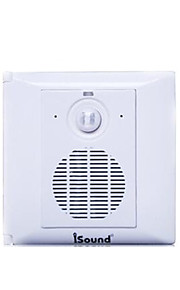 86 Type Bank Supermarket Voice Prompting Device Infrared Induction Door Bell