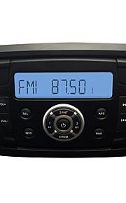 Waterproof Marine Bluetooth Audio Stereo Motorcycle Radio MP3 Player Sound System