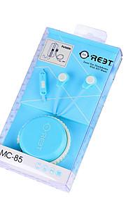 Neutral Product MC-85 Hoofdtelefoons (hoofdband)ForMediaspeler/tablet / Mobiele telefoon / ComputerWithmet microfoon / DJ / Volume