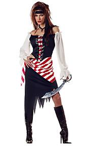 Cosplay Kostumer Svart Terylene Cosplay Tilbehør Halloween / Karneval