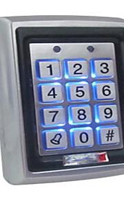 swipe wachtwoord access control machine