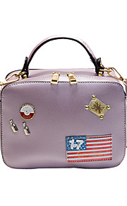 Women PU Formal / Casual / Event/Party / Office & Career Cosmetic Bag