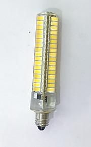 12W E12 / E17 / E11 Ampoules Maïs LED T 136LED SMD 5730 900LM lm Blanc Chaud / Blanc Froid Décorative V 1 pièce