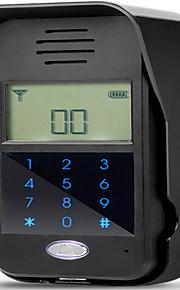 Full-Duplex Wireless Voice Intercom Doorbell