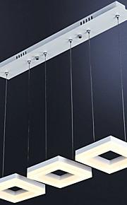 8W Hängande lampor ,  Modern / Traditionell/Klassisk Målning Särdrag for Flush Mount Lights / Ministil MetallLiving Room / Bedroom /