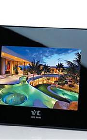 800*600 120 CMOS Dørklokke System Trådløs Flerfamiliehuse video dørklokken