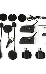 motorhelm bluetooth intercom interphonev6-2 de nieuwe verpakking