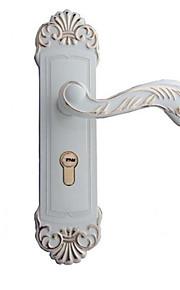 ivoorwit hoogwaardige indoor deurslot