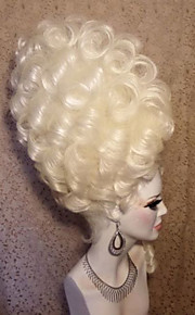 Darg Queen Light Gold full lace long wigs with Bows
