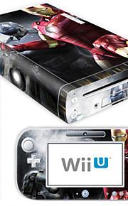 OEM di fabbrica Custodia adesiva Per Wii U Nintendo Wii U Novità