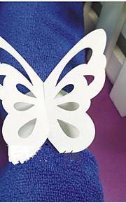 Cartón de papel Servilletas de boda-10 Pedazo / Set servilleteros