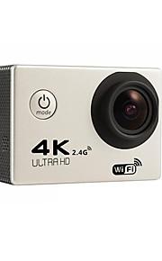 F60R Actiecamera / Sportcamera 16MP 4000 x 3000 WIFI / Waterbestendig / Verstelbaar / Draadloos 30fps 6X ± 2EV 2 CMOS 32 GB H.264Enkele
