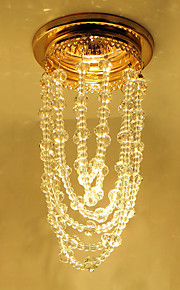 Gold Decorative Hanging Modern Ceiling Lamp