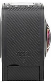 H720 Actiecamera / Sportcamera 20MP 4608 x 3456 WIFI / Verstelbaar / Draadloos / Groothoek 30fps Neen ± 2EV Neen CMOS 32 GB H.264Enkele