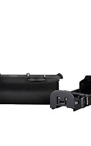 pixel® e14 slr camera battery grip voor canon 70d
