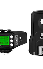 PIXE King pro SET For Canon  flash wireless shutter release receiving launch suit