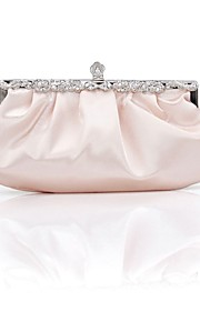 Women Satin Formal Event/Party Wedding Outdoor Office & Career Evening Bag