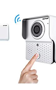 actop smart home sikkerhedsprodukter wifi videokamera wifi601