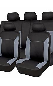 læder look sæde mønster cover autostol tilbehør universel pasform fleste bil peugeot / Renault Megane / renault logan / Lifan / volvo