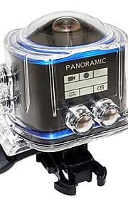 Actiecamera / Sportcamera 16MP WIFI Alles in één Geschikt Verstelbaar USB Multifunctioneel 30fps CMOS 64 GB BurstmodusDuiken Fietsen