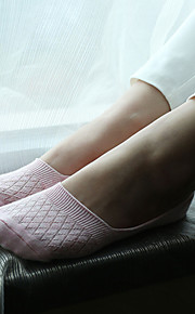 Women Medium Socks,Cotton Spandex