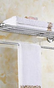 Полка для ванной / Нержавеющая стальМедь Нержавеющая сталь /Современный