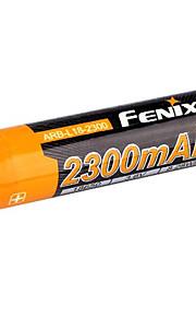 fenix 18650 3.6v 2300mah li-ion de la batería recargable-ARB-l18-2300