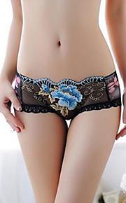 Women Sexy Jacquard Ultra Sexy PantiesPolyester