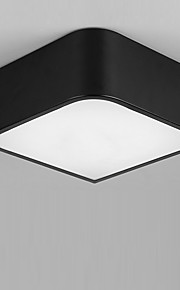 12W Modern Style Simplicity LED Ceiling Lamp Metal Flush Mount Living Room Bedroom Kids Room light Fixture