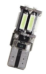 10st T5 0,5 W 5050 1SMD geleid instrument lamp ice blauwe kleur