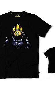 motogp46 vestiti moto maniche corte in cotone T-shirt unisex traspirante estate