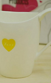 Минимализм Вечеринка Стаканы, 300 ml Украшение Керамика Чайный Сок Каждодневные чашки / стаканы